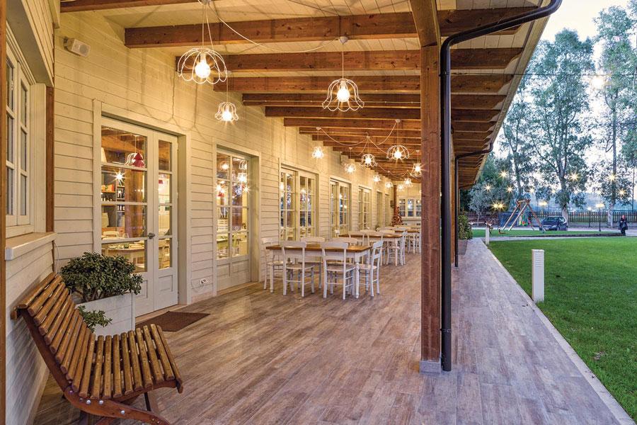 Bioedilizia boom di case in legno nelle marche for Casa in legno tradizionale