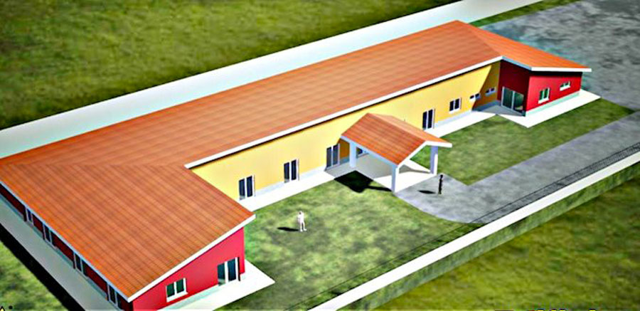 La rinascita di Arquata del Tronto inizia dalla scuola ecosostenibile