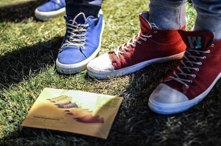 VAVE scarpe naturali di canapa