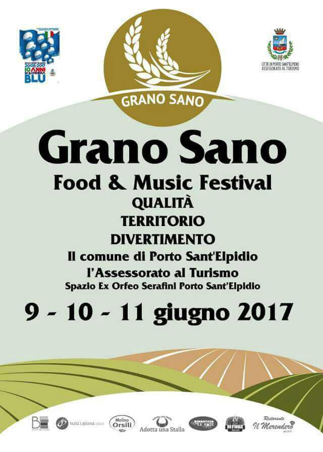 Festival Grano Sano a Porto Sant'Elpidio