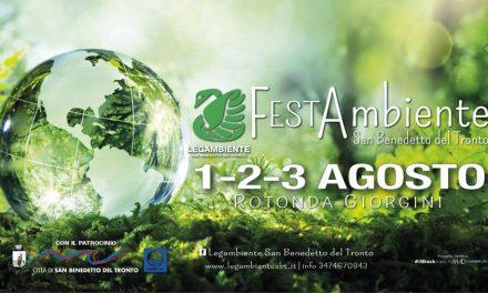 Grande successo per FestAmbiente a San Benedetto, con Goletta Verde ed alcuni esperimenti energetici innovativi