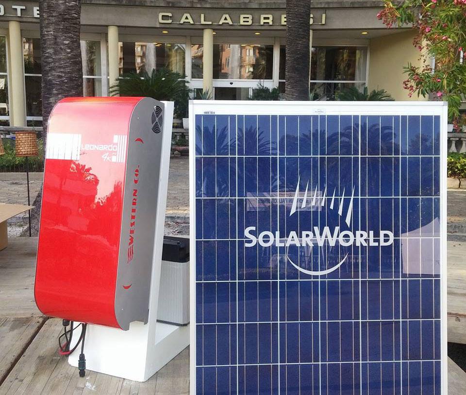 pannelli solari festambiente