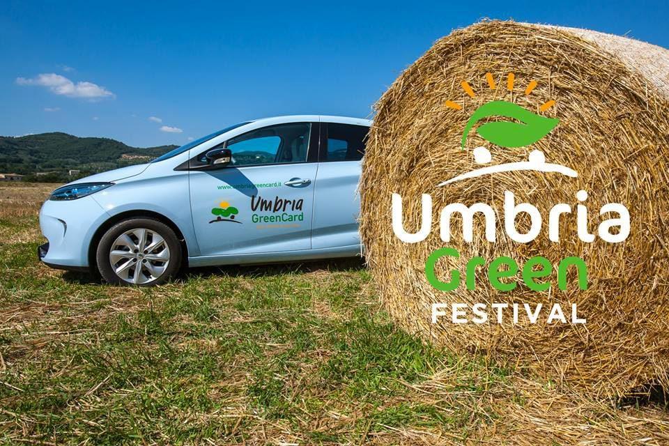L'Umbria Green Festival rivoluzionerà a settembre la nostra visione della sostenibilità