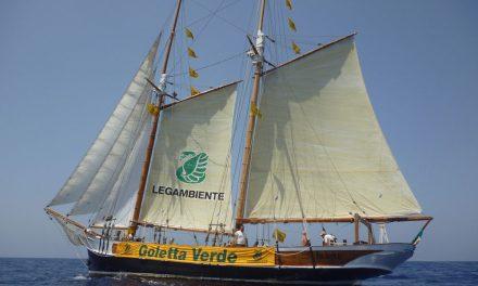 """Goletta Verde è arrivata a San Benedetto: """"I cambiamenti climatici sono un problema di tutti"""""""