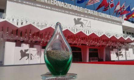 Green Drop Award, il premio del cinema ambientale è anche quest'anno di scena alla Mostra di Venezia