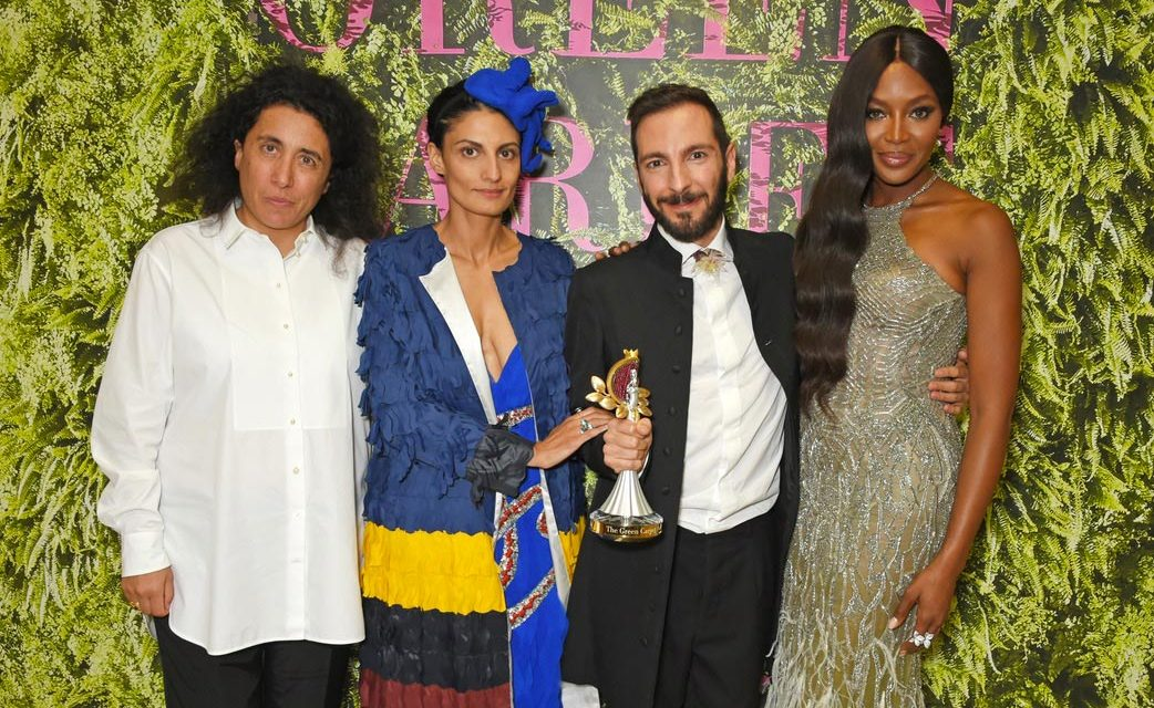 Green Carpet Fashion Awards, i primi premi ecosostenibili della moda italiana