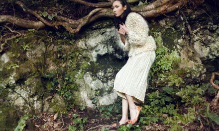 L'Ecocouture di Tiziano Guardini trasforma la natura in un indumento cool