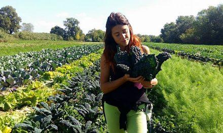 La genuinità del macrobiotico di Maria Letizia Gardoni e la grande crescita dell'agricoltura tra i giovani italiani