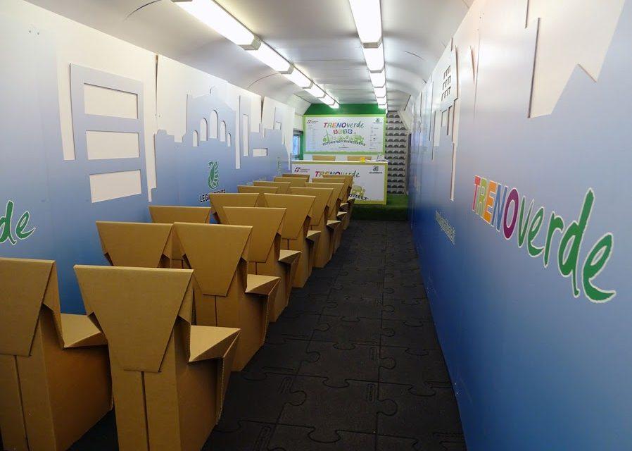 Il treno verde di Legambiente arriva in Ancona, ecco il programma
