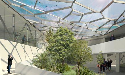 Renovatio, il progetto che usa l'energia della natura al massimo per trasformare un edificio in un organismo vivente