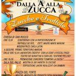 Dalla A alla Zucca: grande attesa per l'evento ad Acquaviva Picena
