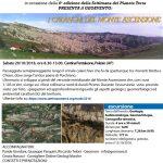 """In programma il Geoevento """"I Calanchi del Monte Ascensione"""""""