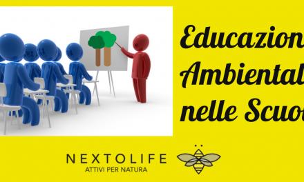 Al via il progetto di Educazione Ambientale nelle scuole