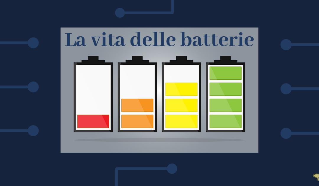 Mobilità elettrica: la vita delle batterie
