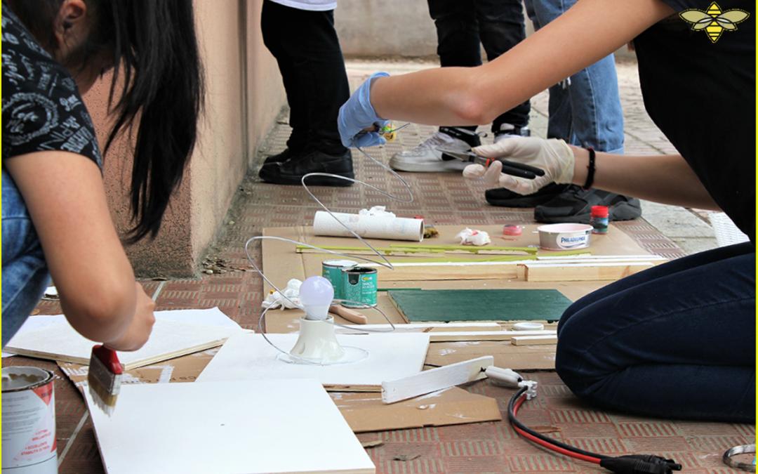 Grande entusiasmo per il laboratorio creativo a Grottammare: tutte le foto!