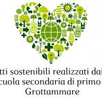 I progetti sostenibili realizzati dai ragazzi della Scuola secondaria di primo grado a Grottammare