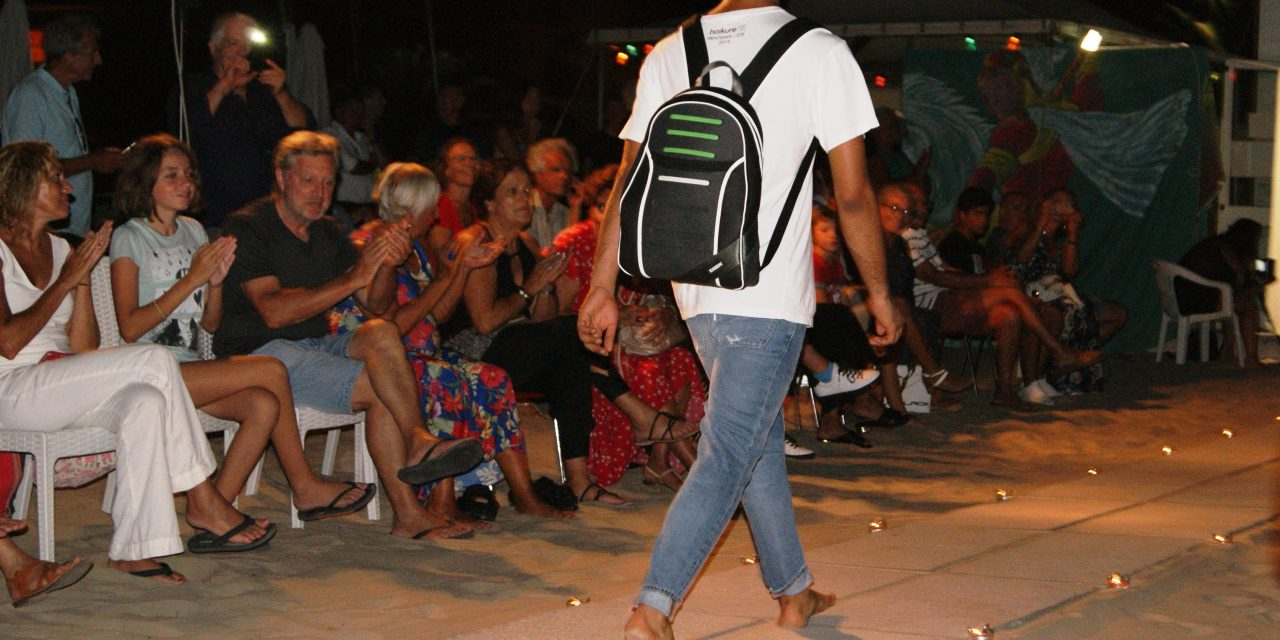 "ECO-FASHION SHOW: ""Sfilando sotto le stelle"""