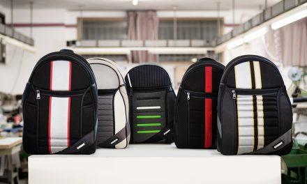 EXSEAT: borse ed accessori Eco-friendly realizzati con materiali di recupero delle auto in disuso