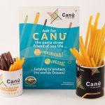 La cannuccia da mangiare è marchigianae si chiama CANU'