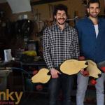 Linky, a Falerone (FM) l'innovativo Skateboard elettrico sostenibile